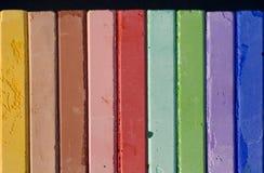 κιμωλίες που χρωματίζον&ta στοκ φωτογραφίες