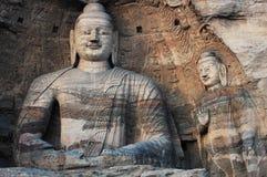 κινέζικο είδωλο του Βούδα Στοκ φωτογραφία με δικαίωμα ελεύθερης χρήσης