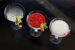 Κινεζικά ή ασιατικά ποτά Στοκ Φωτογραφίες