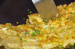 Κινεζικά διάσημα πρόχειρα φαγητά πρόχειρων φαγητών (στάρπη φασολιών) Στοκ Φωτογραφία