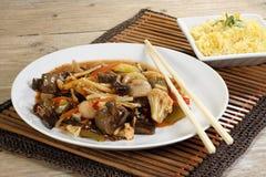 Κινεζικά μικτά λαχανικά Στοκ εικόνες με δικαίωμα ελεύθερης χρήσης