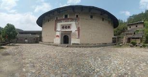 Κινεζικά παλαιά κτήρια στοκ εικόνες