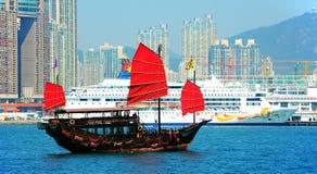 Κινεζικά παλιοπράγματα στο Χογκ Κογκ στοκ εικόνες με δικαίωμα ελεύθερης χρήσης