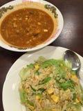 κινεζικά πιάτα Στοκ Εικόνα