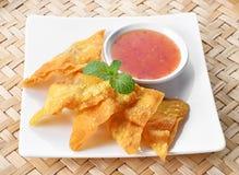Κινεζικά τρόφιμα, ασιατικά τρόφιμα Στοκ φωτογραφία με δικαίωμα ελεύθερης χρήσης