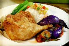 κινεζικά τρόφιμα βιετναμέζ& Στοκ Εικόνες