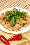κινεζικά τρόφιμα βιετναμέζ& Στοκ φωτογραφία με δικαίωμα ελεύθερης χρήσης