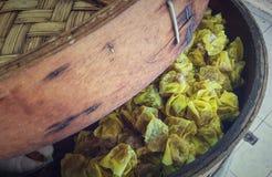 Κινεζικά τρόφιμα μπουλεττών Στοκ Εικόνες