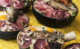 κινεζικά τρόφιμα παραδοσιακά Στοκ Εικόνες