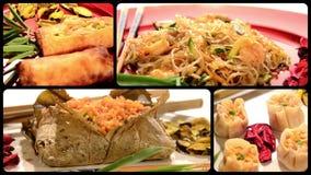 κινεζικά τρόφιμα σύνθεσης φιλμ μικρού μήκους
