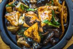 κινεζικά τρόφιμα Στοκ εικόνα με δικαίωμα ελεύθερης χρήσης