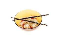 κινεζικά τρόφιμα Στοκ Εικόνα