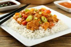 κινεζικά τρόφιμα Στοκ Φωτογραφία