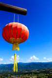 Κινεζικά φανάρια. Στοκ εικόνα με δικαίωμα ελεύθερης χρήσης