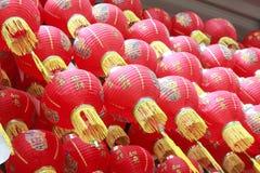 κινεζικά φανάρια Στοκ εικόνα με δικαίωμα ελεύθερης χρήσης