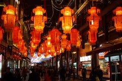 κινεζικά φανάρια Στοκ Εικόνες