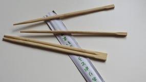 κινεζικά chopsticks Στοκ Εικόνες