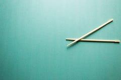 κινεζικά chopsticks Στοκ εικόνα με δικαίωμα ελεύθερης χρήσης