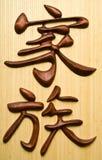 κινεζικά hieroglyphs στοκ φωτογραφίες