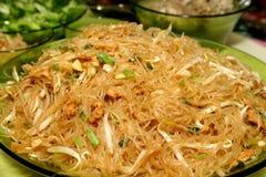 κινεζικά noodles γυαλιού στοκ εικόνες