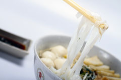 κινεζικά noodles Στοκ Φωτογραφία