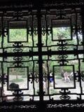 κινεζικά Windows Στοκ εικόνα με δικαίωμα ελεύθερης χρήσης