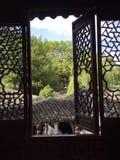 κινεζικά Windows Στοκ φωτογραφία με δικαίωμα ελεύθερης χρήσης