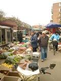 κινεζική αγορά Στοκ Εικόνα