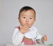 κινεζική απορρόφηση δάχτυ&l στοκ εικόνες