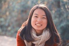 κινεζική γυναίκα πορτρέτ&omicr Στοκ Εικόνες