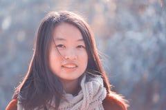 κινεζική γυναίκα πορτρέτ&omicr Στοκ Φωτογραφίες