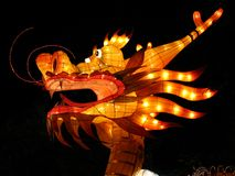 κινεζική διακόσμηση Στοκ φωτογραφία με δικαίωμα ελεύθερης χρήσης
