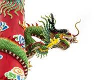 κινεζική εικόνα δράκων Στοκ εικόνα με δικαίωμα ελεύθερης χρήσης