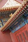 Κινεζική διακόσμηση οικοδόμησης Στοκ Εικόνες