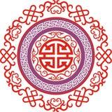 Κινεζική διακόσμηση 006 Στοκ Φωτογραφία
