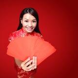 κινεζική καλή χρονιά Στοκ φωτογραφία με δικαίωμα ελεύθερης χρήσης