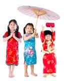 κινεζική καλή χρονιά Στοκ Φωτογραφία
