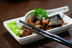 κινεζική κουζίνα παραδο Στοκ Φωτογραφία