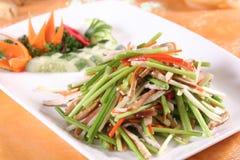 κινεζική κουζίνα Στοκ εικόνα με δικαίωμα ελεύθερης χρήσης