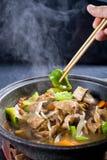 κινεζική κουζίνα Στοκ εικόνες με δικαίωμα ελεύθερης χρήσης