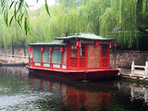 κινεζική κρουαζιέρα Στοκ Εικόνες