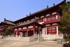 Κινεζική κλασσική αρχιτεκτονική Στοκ Εικόνα