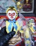 κινεζική μαριονέτα Στοκ εικόνα με δικαίωμα ελεύθερης χρήσης