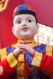 κινεζική μαριονέτα Στοκ Φωτογραφίες