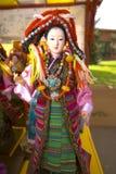 Κινεζική μαριονέτα Στοκ φωτογραφία με δικαίωμα ελεύθερης χρήσης