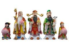 Κινεζική μασκότ Θεών Στοκ Φωτογραφία