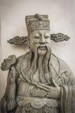 κινεζική πέτρα κουκλών Στοκ Εικόνες