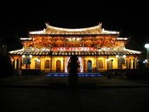 κινεζική παγόδα Στοκ Φωτογραφίες