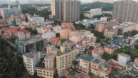 Κινεζική περιοχή ελίτ σε Guangzhou