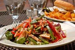 κινεζική σαλάτα κοτόπου&la Στοκ Φωτογραφίες